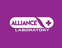 Alliance Laboratory Logo