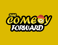 The Comedy Forward - Logo Design