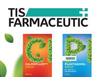 Tis Farmaceutic - Logo & Packaging