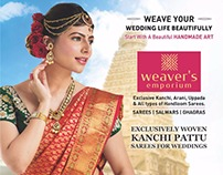 Weavers Emporium - wedding Collection - Campaign
