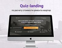 Kviz-landing