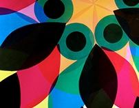 Kaleidoscope Shape Progression