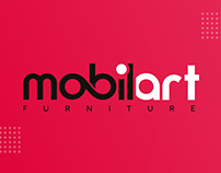 Mobilart Furniture Brand Design