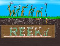 Weedy/Reeky