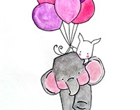 The Happy Collection by Watercolors