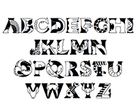 Animal typography