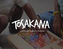 TOSAKANA - Branding