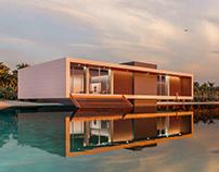 Floating Beach House