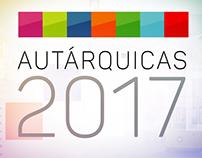 Autárquicas 2017 debate Lisboa