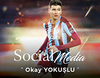 Okay Yokuşlu - Match Day Social Media Post