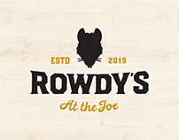 Rowdy's at the Joe