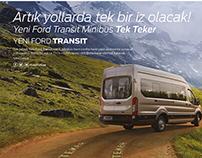 FORD - Yeni Ford Transit ⎟Print