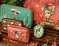 "Collection ""Mexico / Frida"""