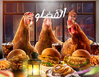 Chicken Fil-A / Ramdan & Eid Posts