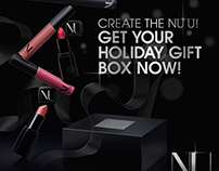 Nu Evolution Holiday graphics