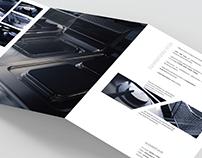 Montona // Tri fold brochure