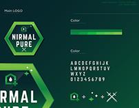 Nirmal Pure LOGO Design
