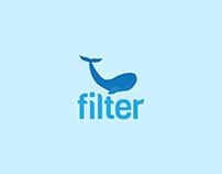 Filter Logo Concept