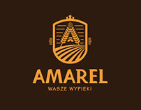 AMAREL BAKERY LOGO