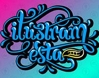 """Aztlán"" para Ilustram´esta 2015"
