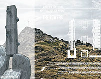 """TOWERS""_ Atelier of the future_ for Fakro comp. 2014"