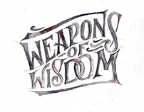 Weapons of Wisdom | Goshawaf