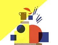 Yellow Series I