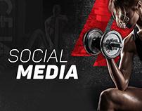 Social Media - Crossfit 01