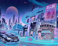 Ad: MODERN CHINA, WORLD FUTURE