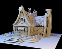 3D Cartoon Modeling