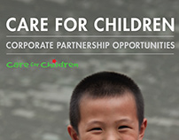 Care for children brochure