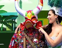 Carnaval Presidente '15 Backgrounds