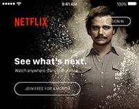 Netflix Home Mobile
