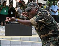 Umkhonto We Sizwe, military wing of the ANC