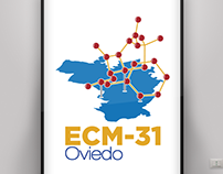 Concurso de diseño de logo para el ECM31