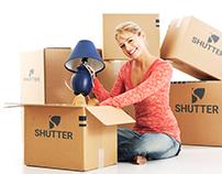 SHUTTER Logo Design