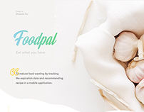 Foodpal- mobile food tracker