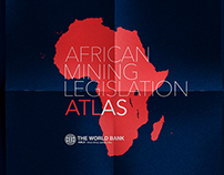 African Mining Legislation Atlas Web Design