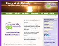 Energy Works Naturally Web Site