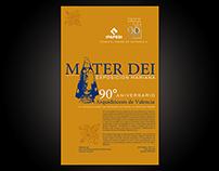 Mater Dei Exposición Mariana | Diseño Gráfico | 2012