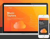 Web Site | Playin | Music
