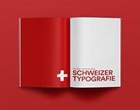 Schweizer Typografie — a font manual for Circular Std