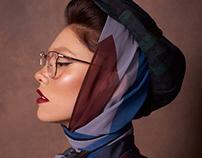 Fashion editorial for Go guide magazine/September 2018