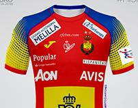 Spain National Handball Team