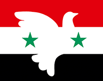 Social posters about Syria