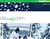 Life & Whim Blog