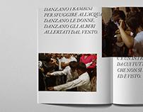 Book Design for Andrea Ciprelli