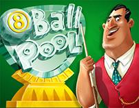 8BallPool arena assets