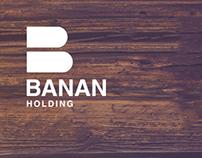 BANAN Holding - identity