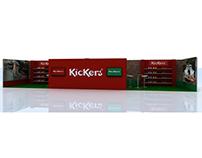 Kickers - Romano Shoe Stand